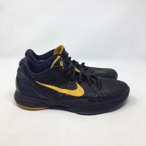 Nike Kobe 6 Imperial Purple Men's 10.5